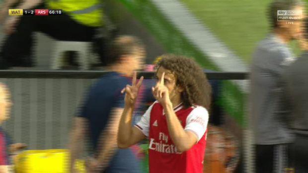 Cầu thủ Arsenal gáy sớm cực khét để rồi nhận lại cái kết đắng - Ảnh 1.