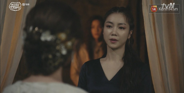 Song Joong Ki ôn nhu ôm ấp Kim Ji Won, chèo kéo crush về đội của mình để chống đối cha ngay tập 16 Arthdal Niên Sử Kí - Ảnh 4.
