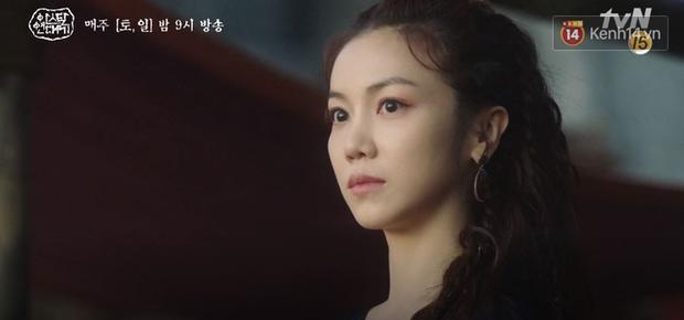 Song Joong Ki ôn nhu ôm ấp Kim Ji Won, chèo kéo crush về đội của mình để chống đối cha ngay tập 16 Arthdal Niên Sử Kí - Ảnh 8.