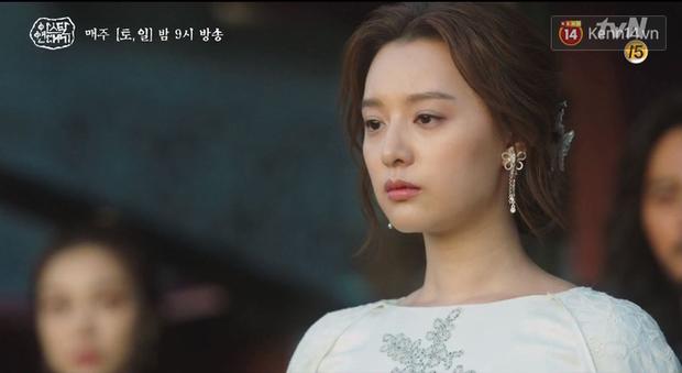 Song Joong Ki ôn nhu ôm ấp Kim Ji Won, chèo kéo crush về đội của mình để chống đối cha ngay tập 16 Arthdal Niên Sử Kí - Ảnh 7.
