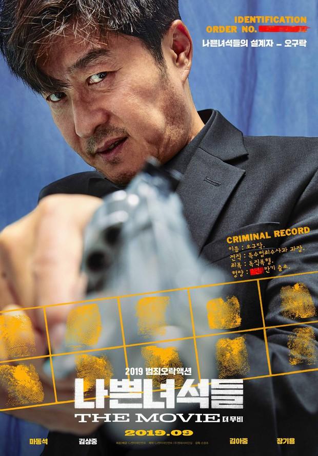 3 lí do khiến Bad Guys bản điện ảnh gây sốt: 3 ngày 1 triệu lượt xem cuộc chiến đẫm máu và hành động nghẹt thở - Ảnh 4.