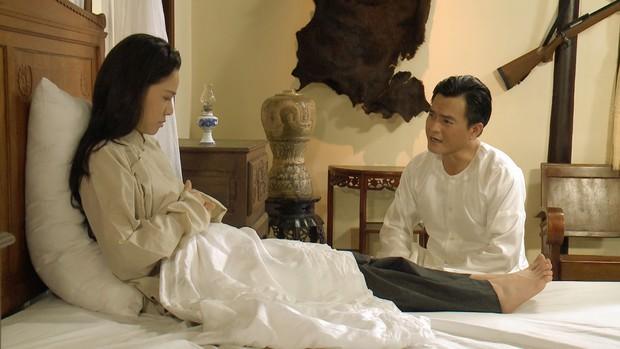 Lý luận ngây thơ của Thị Bình (Tiếng Sét Trong Mưa): Ban ngày làm con hầu, ban đêm làm vợ cậu Ba! - Ảnh 2.