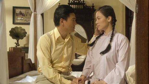 Lý luận ngây thơ của Thị Bình (Tiếng Sét Trong Mưa): Ban ngày làm con hầu, ban đêm làm vợ cậu Ba! - Ảnh 3.
