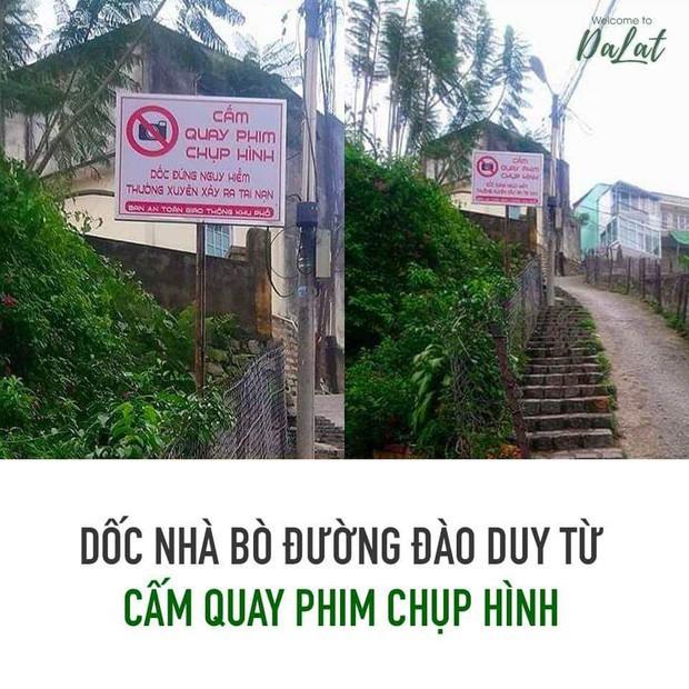 """2 địa điểm bị cấm quay phim, chụp ảnh ở Việt Nam: Khi biển cảnh báo cũng """"chịu thua"""" trước đam mê sống ảo của giới trẻ - Ảnh 19."""