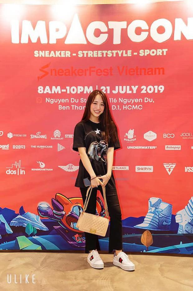 Ái nữ đại gia Minh Nhựa bóc giá outfit gần 200 triệu, nhưng sau cùng lại tâm sự thích mặc đồ bình dân - Ảnh 4.