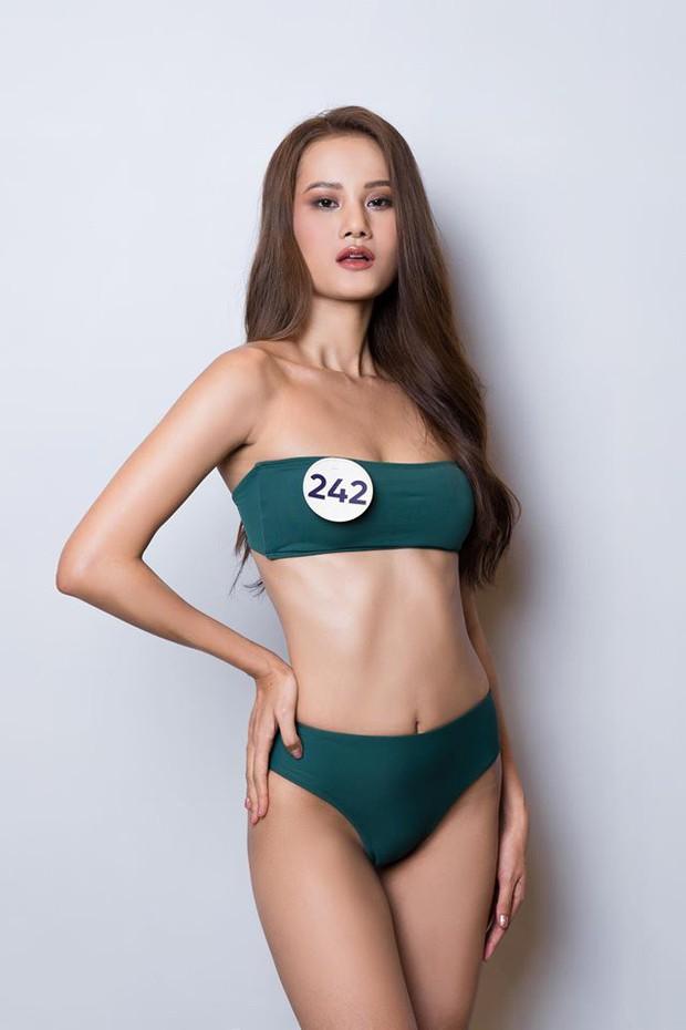 Dàn thí sinh Hoa hậu Hoàn vũ Việt Nam 2019 lột xác thế nào so với thời thi show thực tế? - Ảnh 3.