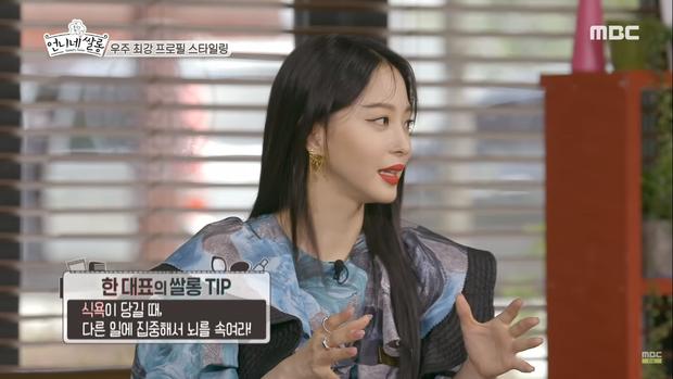 Hóa ra cách Han Ye Seul giữ dáng siêu đẹp là bày bừa đồ ra dọn dẹp để... quên đói! - Ảnh 2.