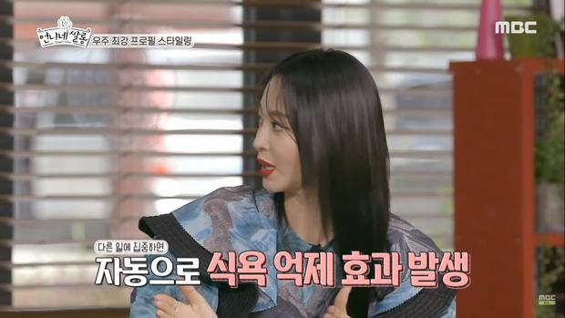 Hóa ra cách Han Ye Seul giữ dáng siêu đẹp là bày bừa đồ ra dọn dẹp để... quên đói! - Ảnh 3.