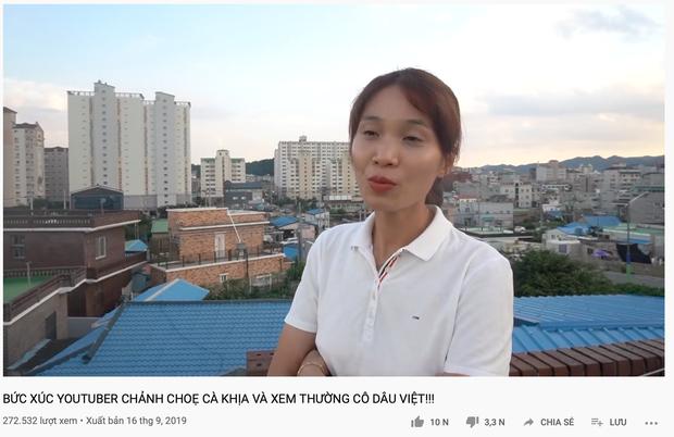 Khoa Pug nói đàn ông Hàn không đủ điều kiện và địa vị nên lấy vợ Việt, Youtuber miền Tây làm dâu xứ Kim Chi phản dame cực gắt - Ảnh 3.