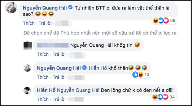 Thêm một mỹ nhân Vbiz bất ngờ thân thiết với Quang Hải trên mạng xã hội - Ảnh 2.