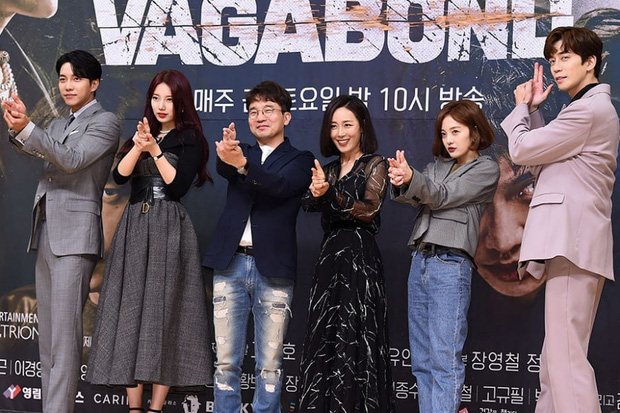 """[K-Drama]: Blockbuster """"Vagabond"""" by Lee Seung Gi - Suzy set a rating to exceed 30%"""