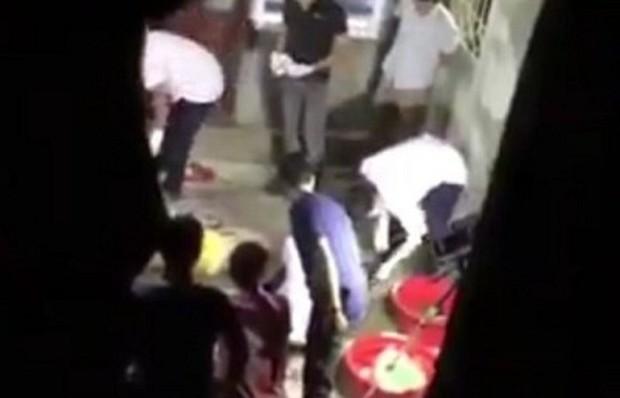 Nam Định: Chiều đánh vợ rồi bỏ ra ngoài, tối về chồng phát hiện vợ đã tử vong - Ảnh 1.