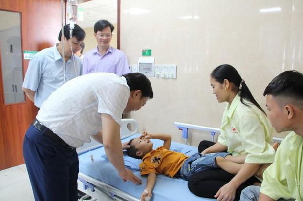 Phú Thọ: 80 trẻ mầm non nhập viện nghi ngộ độc thực phẩm - Ảnh 1.