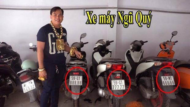 Đề nghị truy tố Phúc XO, người đeo vàng giả nhiều nhất Việt Nam - Ảnh 4.