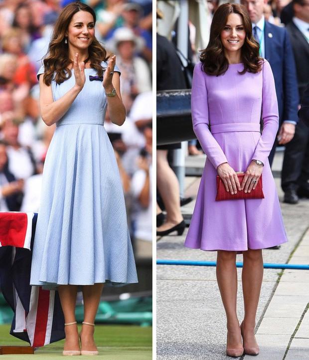 Muốn học theo phong cách của Công nương Kate, bạn cần hiểu cô ấy phải dày công nghiên cứu trang phục đến thế nào - Ảnh 2.