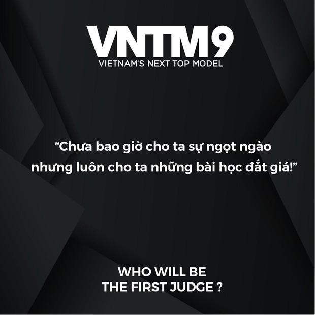 Fan hào hứng dự đoán giám khảo sau khi Vietnams Next Top Model tung thính đầu tiên! - Ảnh 1.