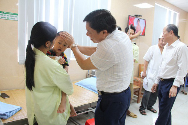 Phú Thọ: 80 trẻ mầm non nhập viện nghi ngộ độc thực phẩm - Ảnh 2.