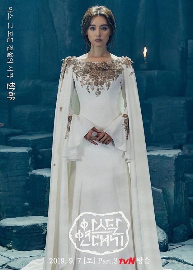 Tổ mẫu Kim Ji Won của Arthdal: Từ thổ dân tập múa tới thánh khẩu nghiệp vạn người mê của bom tấn dã sử nghìn tỉ tvN! - Ảnh 8.