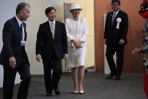 Hoàng hậu Nhật Bản lần đầu gặp sự cố trong sự kiện mới nhất nhưng vẫn khiến nhiều người phải ghen tỵ - Ảnh 1.