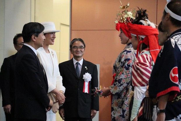 Hoàng hậu Nhật Bản lần đầu gặp sự cố trong sự kiện mới nhất nhưng vẫn khiến nhiều người phải ghen tỵ - Ảnh 2.