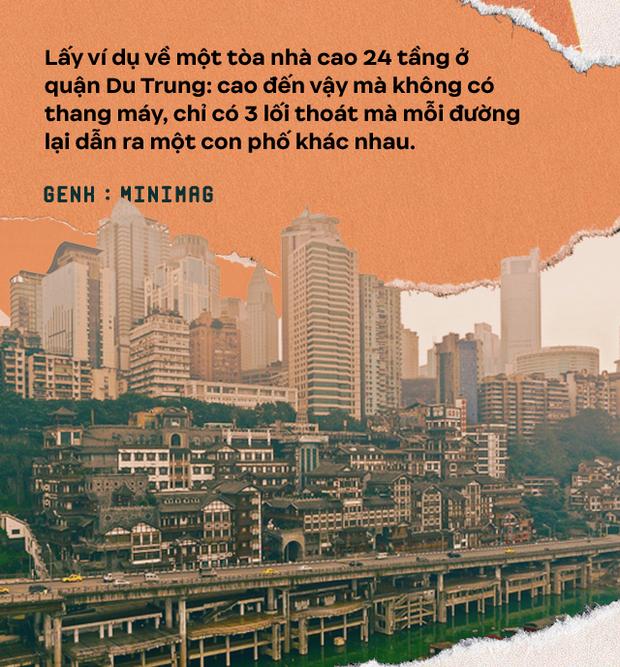 Thành phố thẳng đứng tại Trung Quốc - nơi các ứng dụng ship đồ ăn chịu chết vì không hiểu nhà nào ở đâu - Ảnh 2.