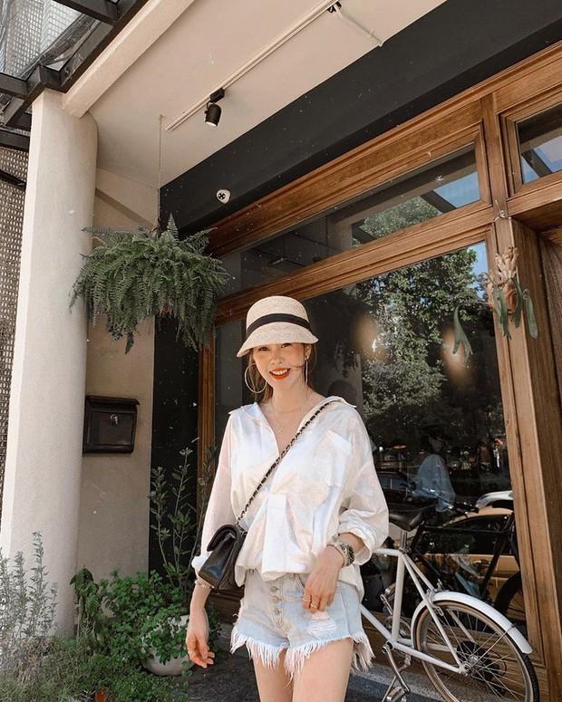 Street style châu Á: Đơn giản mà vẫn cuốn hút, nàng công sở học ngay để lên đồ cho cả tuần mặc đẹp - Ảnh 2.