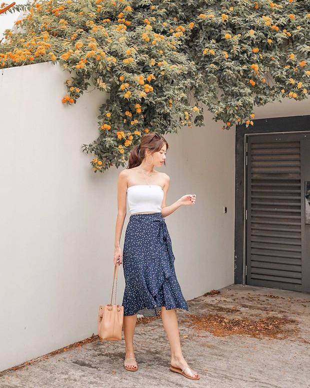 Street style châu Á: Đơn giản mà vẫn cuốn hút, nàng công sở học ngay để lên đồ cho cả tuần mặc đẹp - Ảnh 11.
