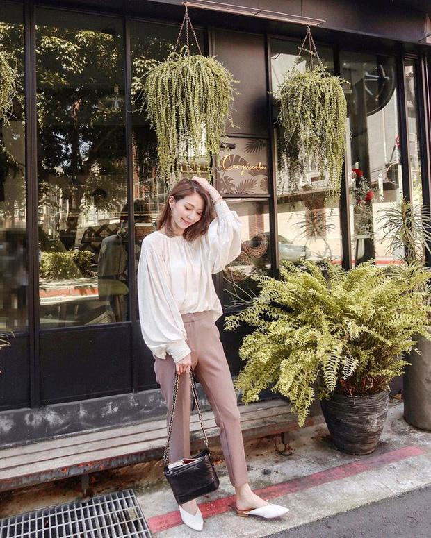 Street style châu Á: Đơn giản mà vẫn cuốn hút, nàng công sở học ngay để lên đồ cho cả tuần mặc đẹp - Ảnh 12.