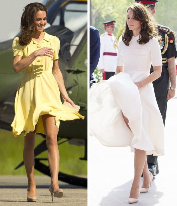 Muốn học theo phong cách của Công nương Kate, bạn cần hiểu cô ấy phải dày công nghiên cứu trang phục đến thế nào - Ảnh 3.