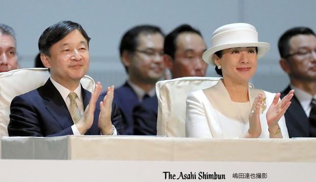 Hoàng hậu Nhật Bản lần đầu gặp sự cố trong sự kiện mới nhất nhưng vẫn khiến nhiều người phải ghen tỵ - Ảnh 3.
