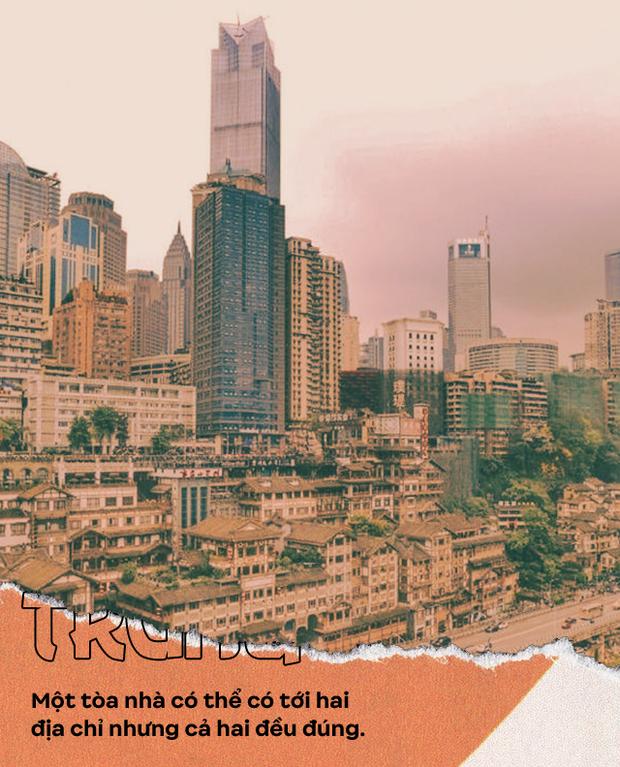Thành phố thẳng đứng tại Trung Quốc - nơi các ứng dụng ship đồ ăn chịu chết vì không hiểu nhà nào ở đâu - Ảnh 3.