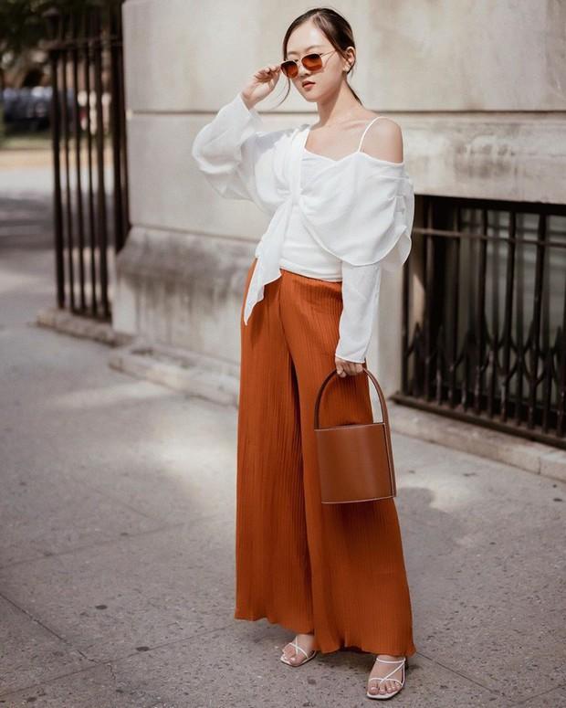 Street style châu Á: Đơn giản mà vẫn cuốn hút, nàng công sở học ngay để lên đồ cho cả tuần mặc đẹp - Ảnh 3.