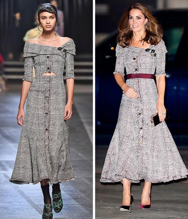 Muốn học theo phong cách của Công nương Kate, bạn cần hiểu cô ấy phải dày công nghiên cứu trang phục đến thế nào - Ảnh 4.