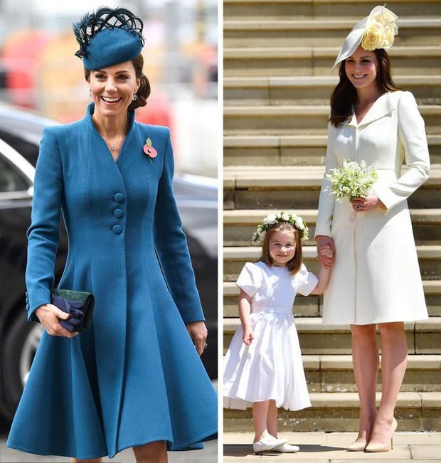 Muốn học theo phong cách của Công nương Kate, bạn cần hiểu cô ấy phải dày công nghiên cứu trang phục đến thế nào - Ảnh 5.