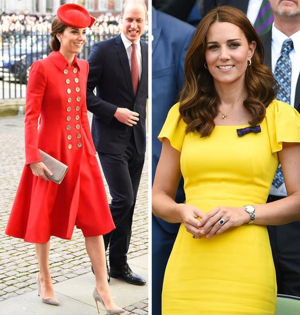 Muốn học theo phong cách của Công nương Kate, bạn cần hiểu cô ấy phải dày công nghiên cứu trang phục đến thế nào - Ảnh 6.