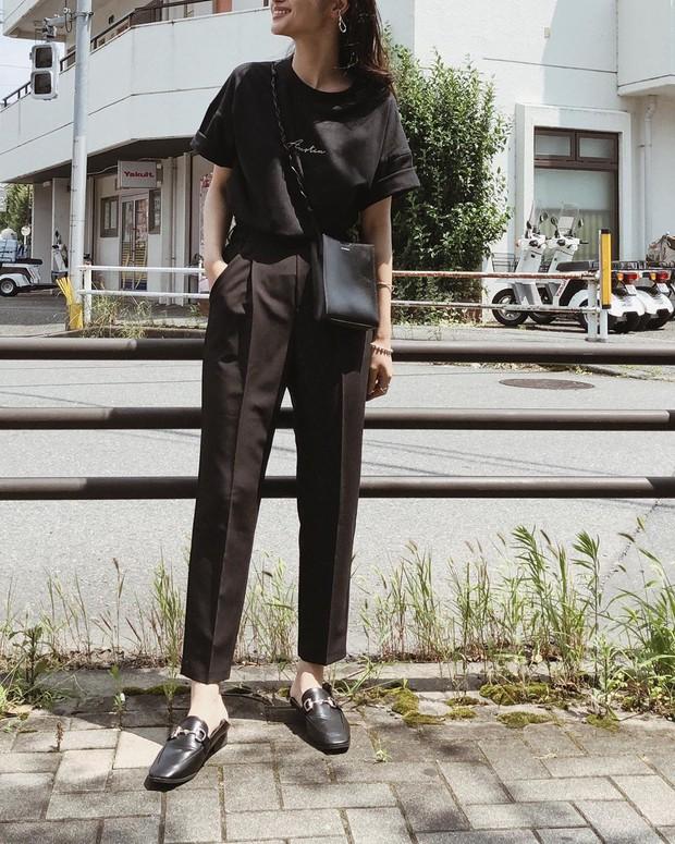 Street style châu Á: Đơn giản mà vẫn cuốn hút, nàng công sở học ngay để lên đồ cho cả tuần mặc đẹp - Ảnh 5.