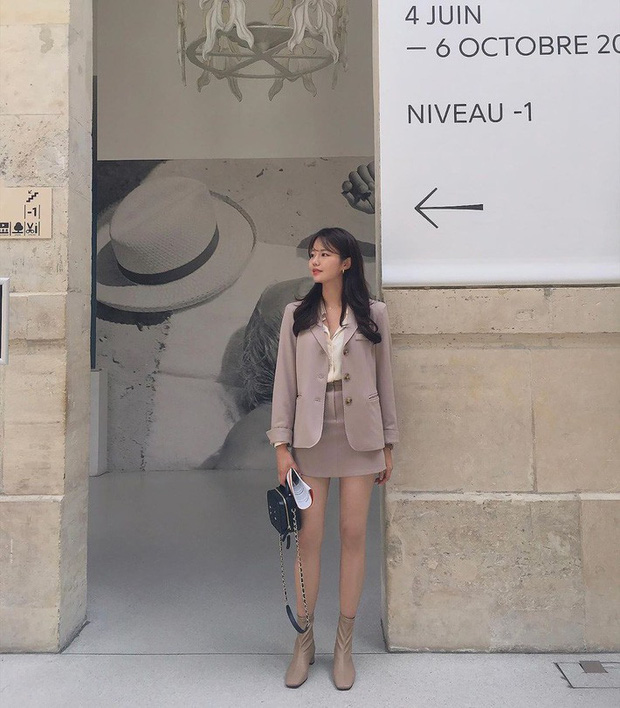 Street style châu Á: Đơn giản mà vẫn cuốn hút, nàng công sở học ngay để lên đồ cho cả tuần mặc đẹp - Ảnh 7.