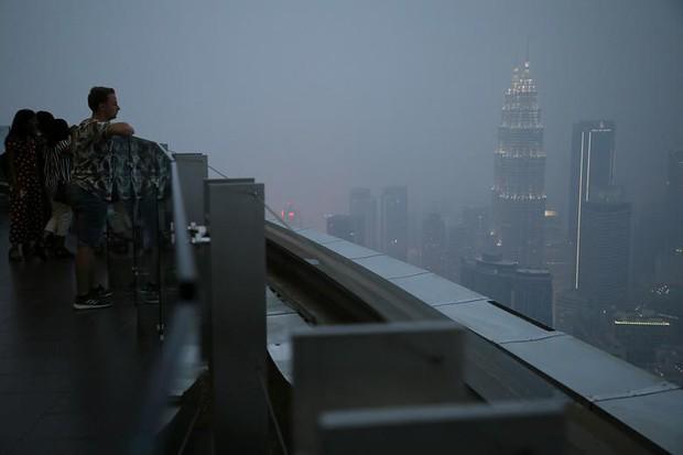Cháy rừng khiến các nước Đông Nam Á chìm trong khói mù - Ảnh 10.
