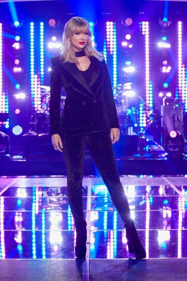 The Voice Mỹ mùa 17 nóng hơn bao giờ hết khi Taylor Swift nhận lời làm cố vấn vòng Đo ván - Ảnh 2.