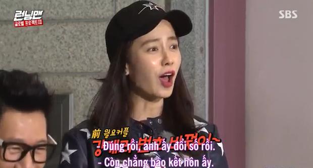 Từng được ship điên đảo, 5 cặp đôi châu Á lại khiến fan vỡ mộng: Gary cạch mặt Song Ji Hyo, nàng cỏ cà khịa chồng - Ảnh 9.