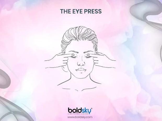 10 bài tập giúp giảm bớt tình trạng nhức mỏi cho đôi mắt sau những giờ làm việc căng thẳng - Ảnh 1.
