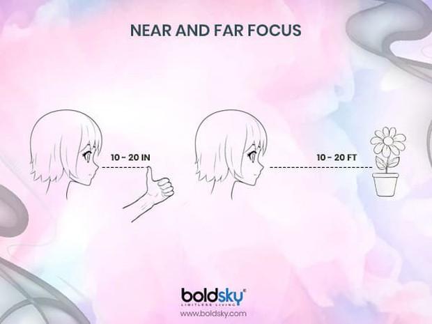 10 bài tập giúp giảm bớt tình trạng nhức mỏi cho đôi mắt sau những giờ làm việc căng thẳng - Ảnh 3.