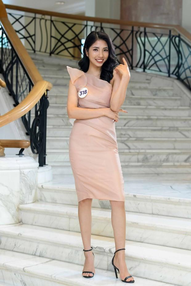 Nhan sắc chênh lệch của thí sinh Hoa hậu Hoàn vũ miền Bắc: Người được khen vì xinh lạ, kẻ lộ rõ khuyết điểm kém xinh - Ảnh 9.