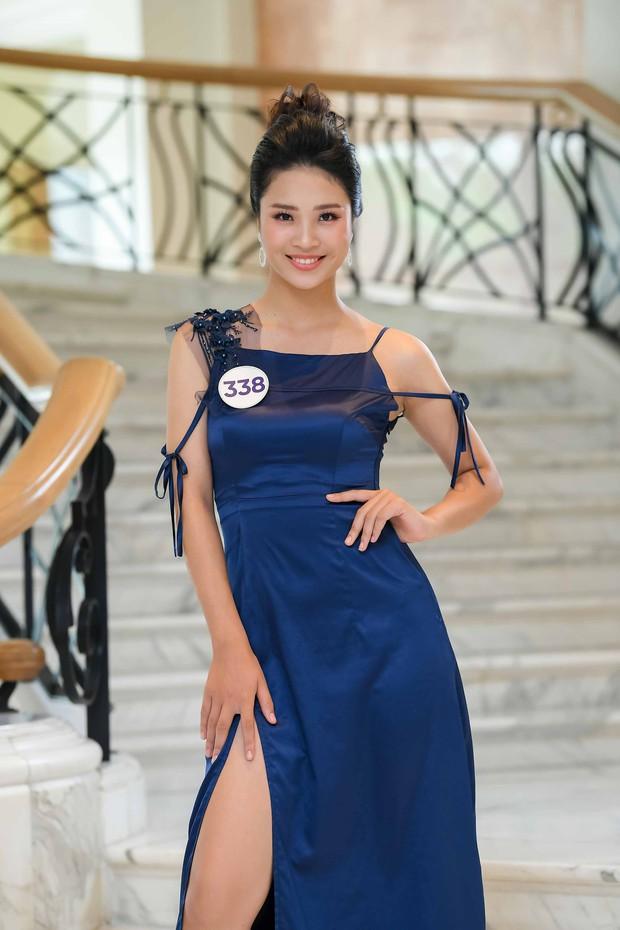 Nhan sắc chênh lệch của thí sinh Hoa hậu Hoàn vũ miền Bắc: Người được khen vì xinh lạ, kẻ lộ rõ khuyết điểm kém xinh - Ảnh 3.