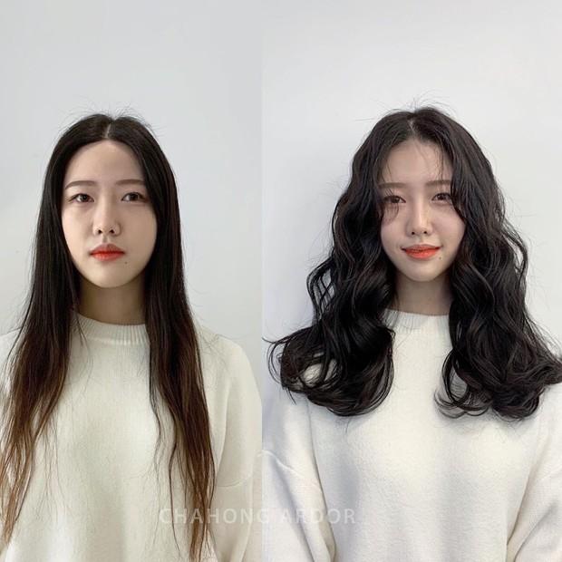 12 màn lột xác khiến bạn phải công nhận ma thuật của tóc xoăn và muốn đặt lịch làm xoăn ngay để đón thu - Ảnh 5.