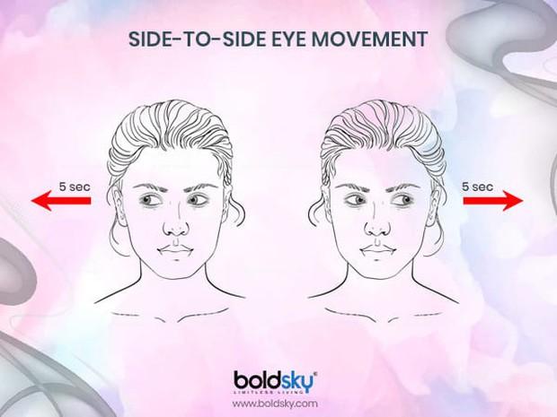 10 bài tập giúp giảm bớt tình trạng nhức mỏi cho đôi mắt sau những giờ làm việc căng thẳng - Ảnh 6.