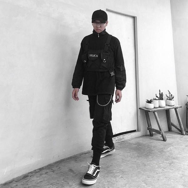 Mini Game #kenh14streetstyle tuần 2: quán quân mặc nguyên set đen nhưng vẫn rất bứt phá - Ảnh 7.