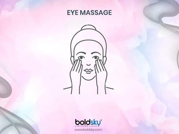 10 bài tập giúp giảm bớt tình trạng nhức mỏi cho đôi mắt sau những giờ làm việc căng thẳng - Ảnh 7.