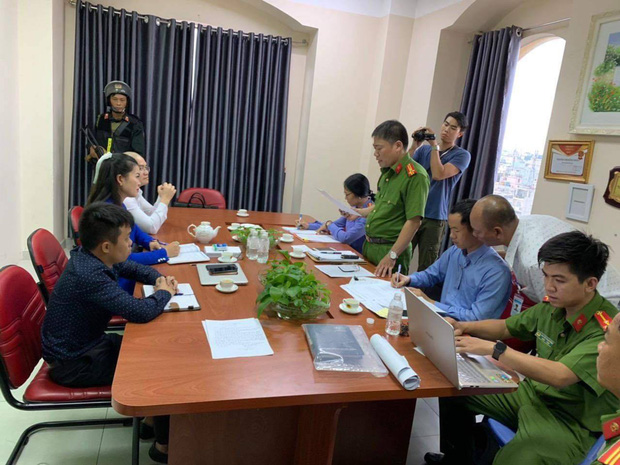 Bộ Công an khám xét trụ sở, bắt tạm giam Giám đốc công ty Địa ốc Alibaba Nguyễn Thái Luyện cùng 2 thuộc cấp - Ảnh 1.