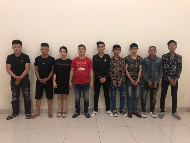 Nhóm giang hồ bắt cóc tra tấn bạn của con nợ đòi 1 tỷ đồng ở Sài Gòn - Ảnh 1.